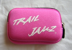 Hot Pink Trail Jamz Neoprene Case