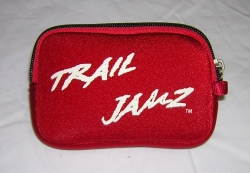 Silver Blue Trail Jamz Neoprene Case